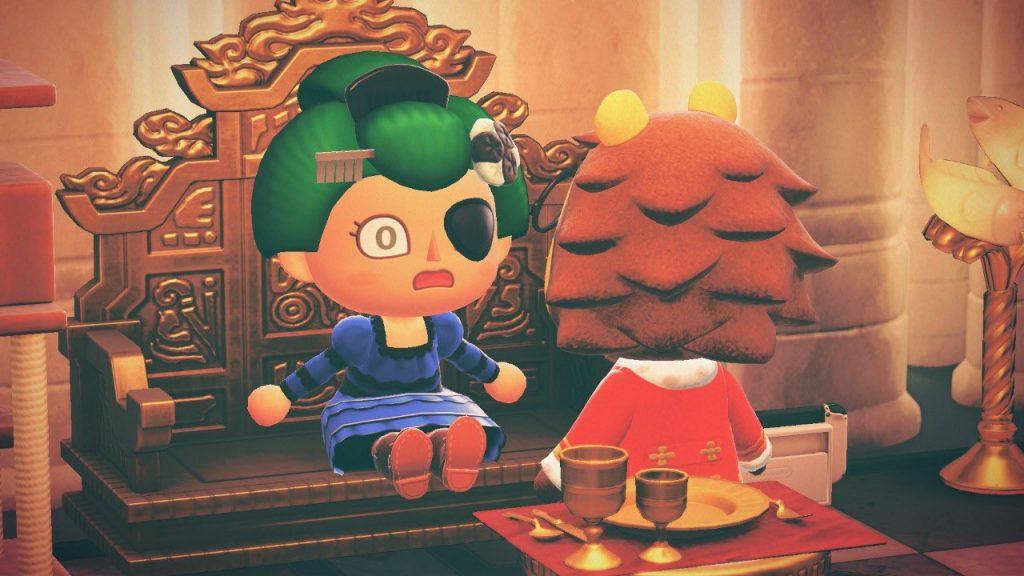Animal Crossing combi