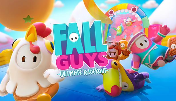Fall Guys el más descargado de PlayStation.
