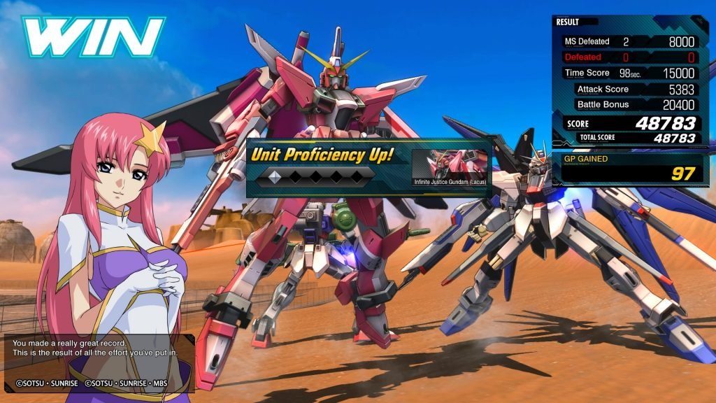 Mobile Suit Gundam: Extreme Vs Maxi Boost On review.
