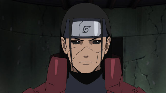 Hashirama Primer Hokage en Boruto y Naruto