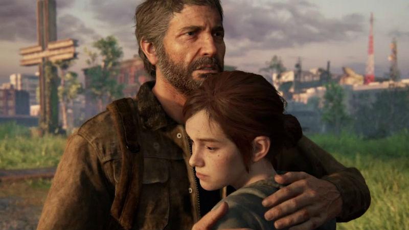 Joel y Ellie en The Last of Us 2