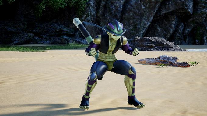 Meruem de Hunter x Hunter llegará a Jump Force