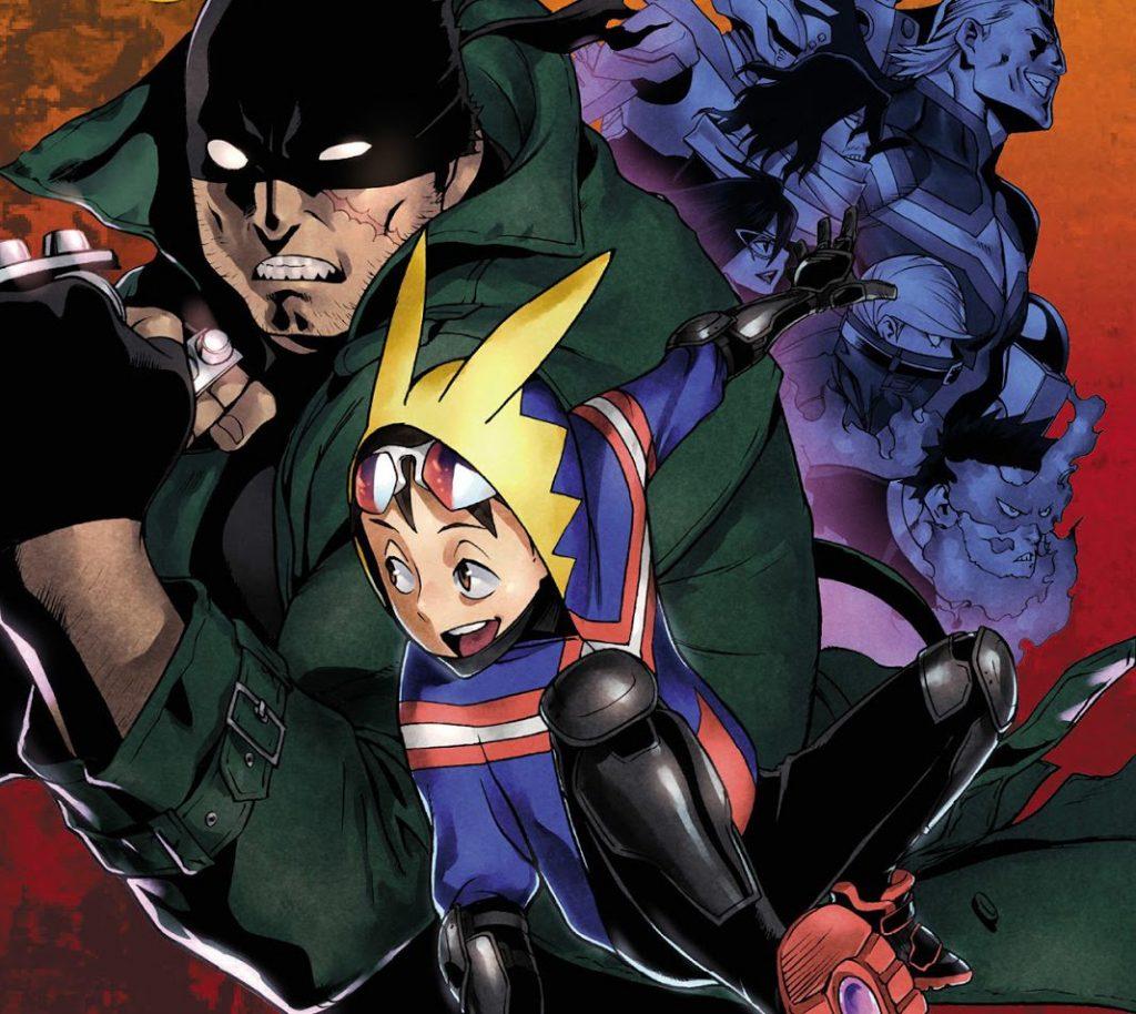 My Hero Academia Vigilantes podría tener spin-off en anime.