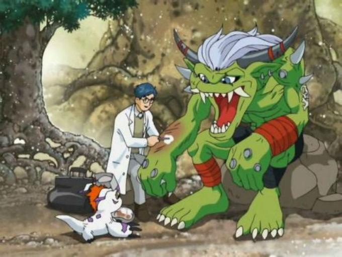 Ogremon en Digimon
