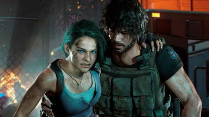 Resident Evil r Remake