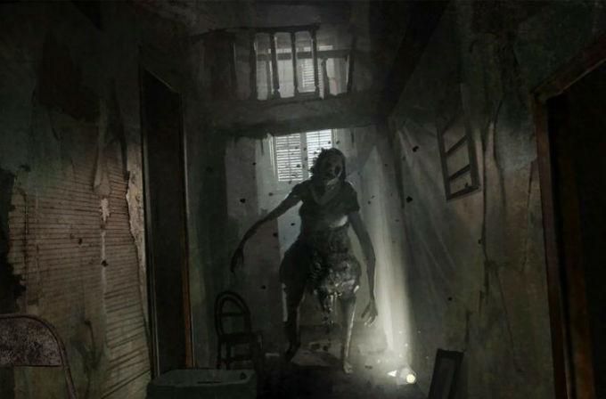 Resident Evil 8 Bruja