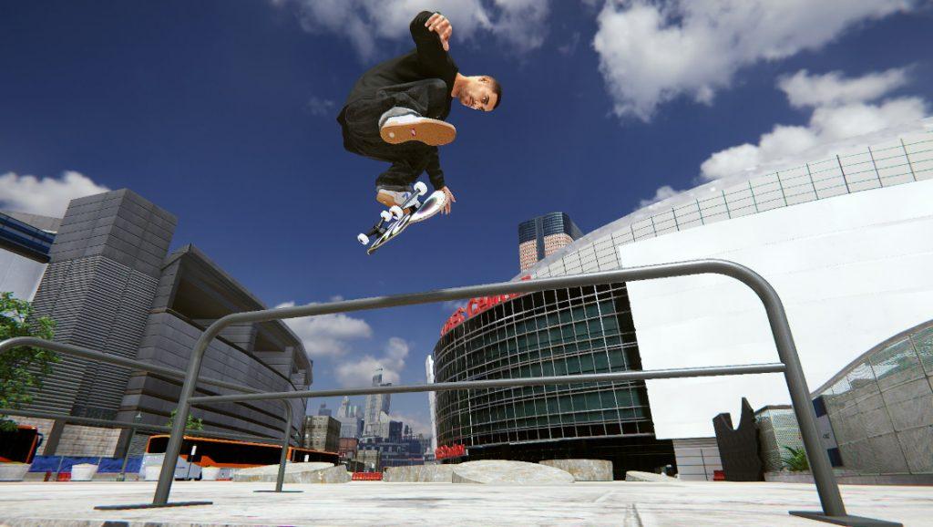 Skater XL captura 3