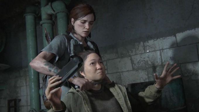 Lesiones en The Last of Us 2