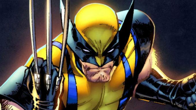 Imagen de Wolverine de X-Men enseñando las garras para Fortnite