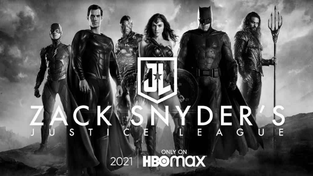 Zack Snyder Justice League en #DCFanDome.