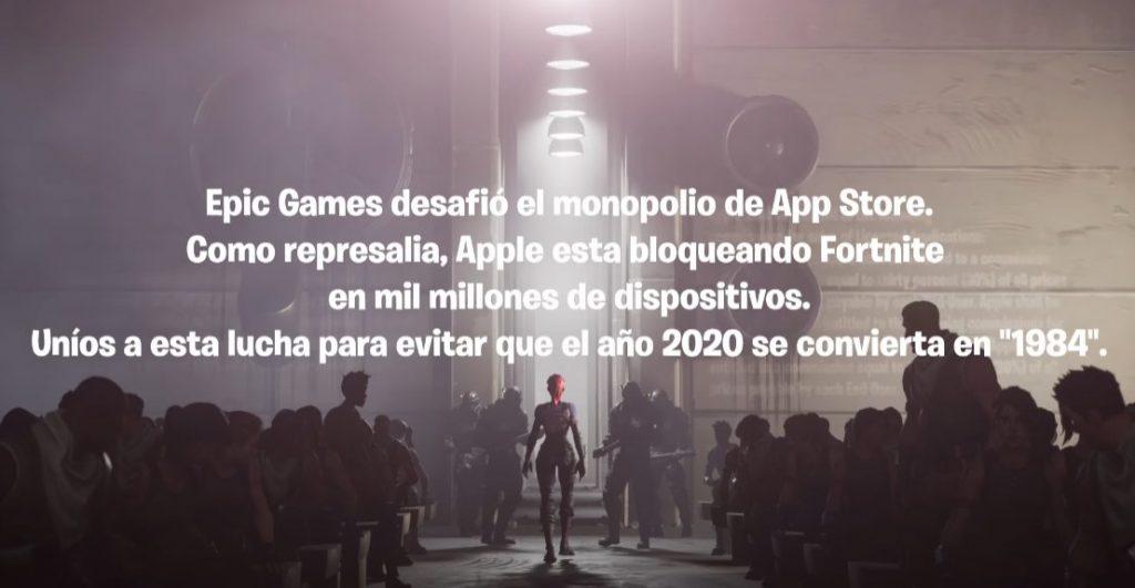 App Store Fortnite