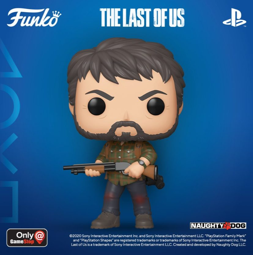 Funko POP! Games: The Last of Us Joel