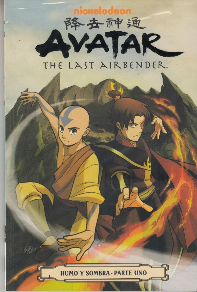 Comics de Avatar