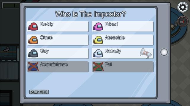 Cómo ser siempre el impostor en Among Us