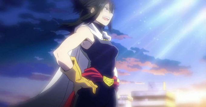 Nana Shimura de My Hero Academia