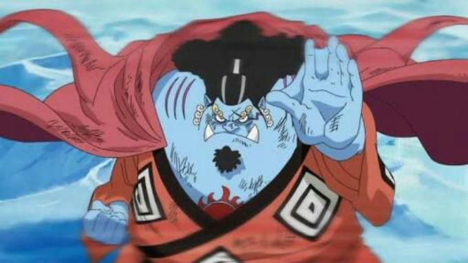 Jimbei de One Piece