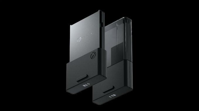 Memoria de 1TB apra Xbox Series X