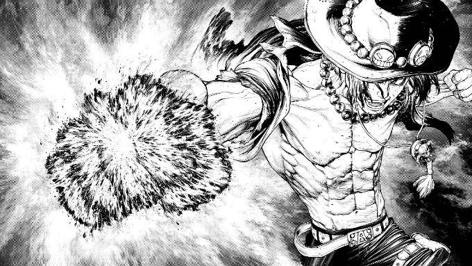 One Piece Portgaz spin off manga