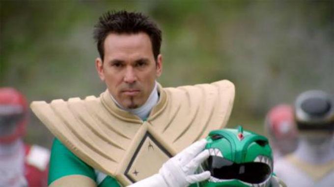 Power Rangers Verde