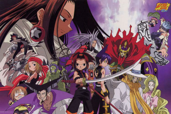 Shaman King Anime