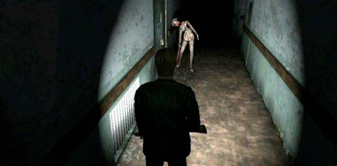 Silent Hill Escenario