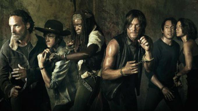 The Walking Dead Final