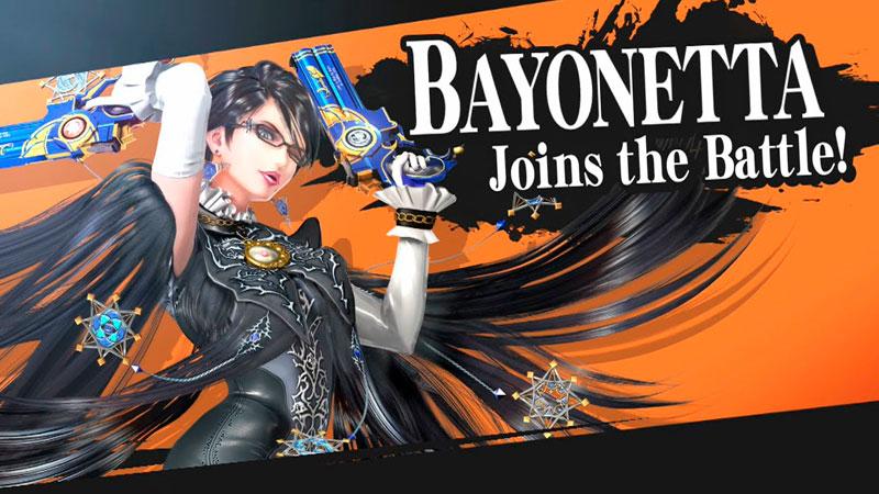 Bayonetta - Persomajes rotos