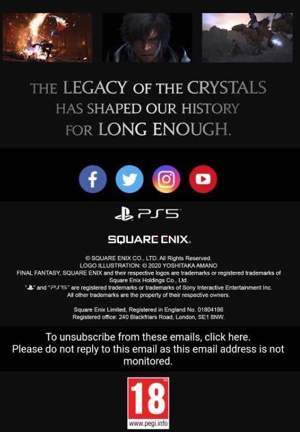 Final Fantasy XVI M