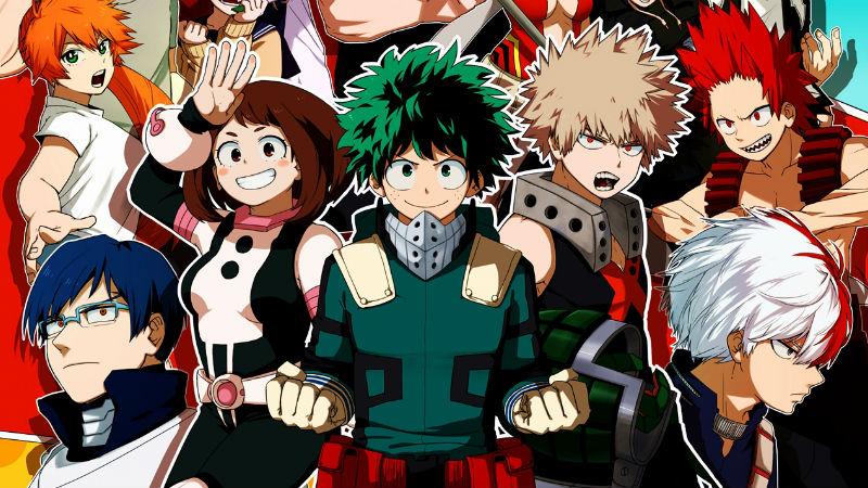 My Hero Academia Funimation