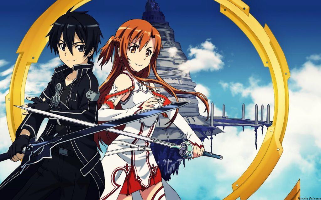 Sword Art Online 5ta temporada.