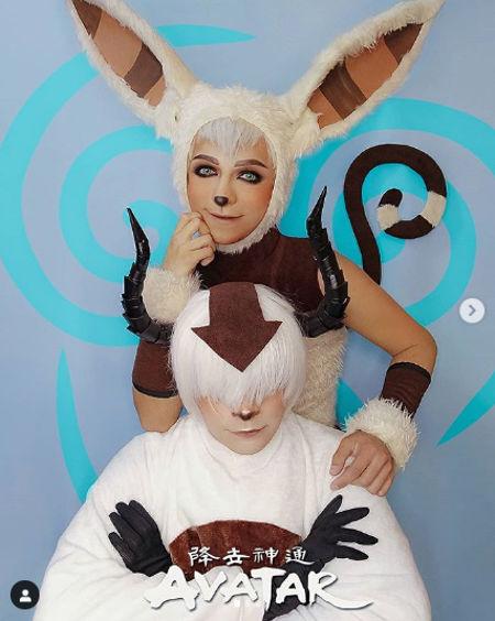 Avatar: Así se verían Appa y Momo más 'humanizados'