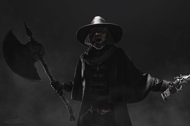 Bloodborne consigue un fabuloso cosplay