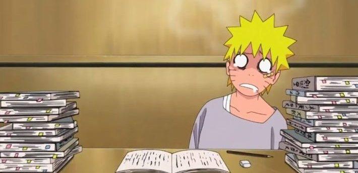 Naruto Test, qué rango ninja eres.