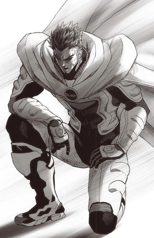 One-Punch Man: ¿Cómo se relacionan Saitama y Blast?