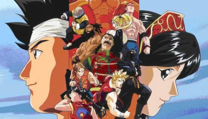 Virtua-Fighter-Anime