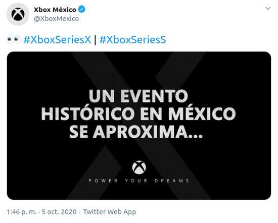 Xbox prepara un evento especial para México
