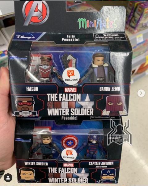 Falcon and the Winter Soldier Capitán América