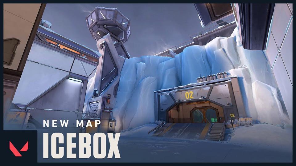 Icebox Valorant
