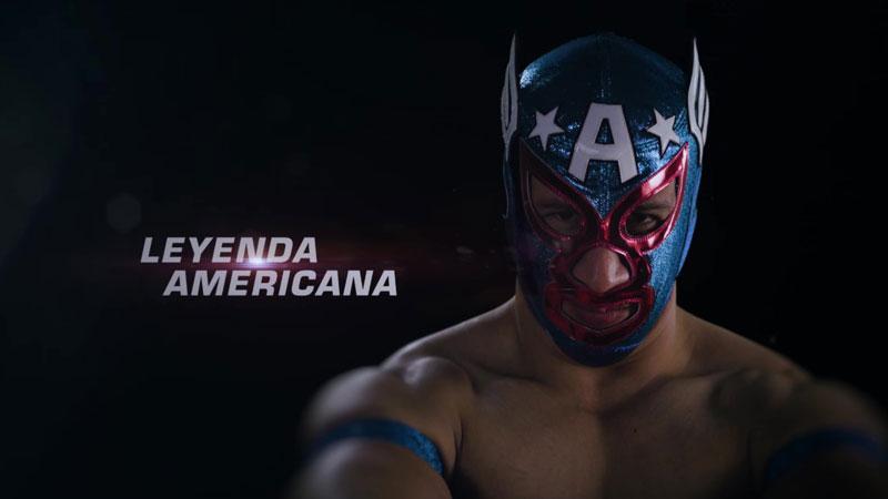 Leyenda Americana AAA Marvel