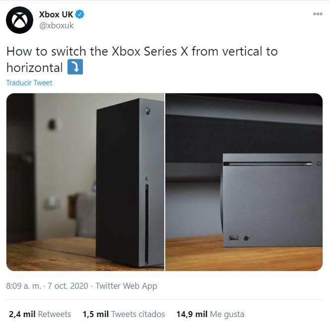 Xbox ser burla del PS5.