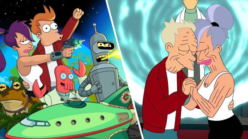 Actores quieren regreso de Futurama