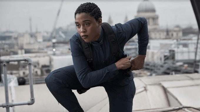 Lashana Lynch 007