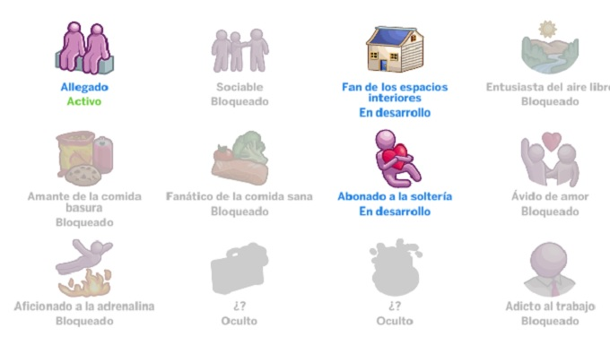 Sims estilos de vida
