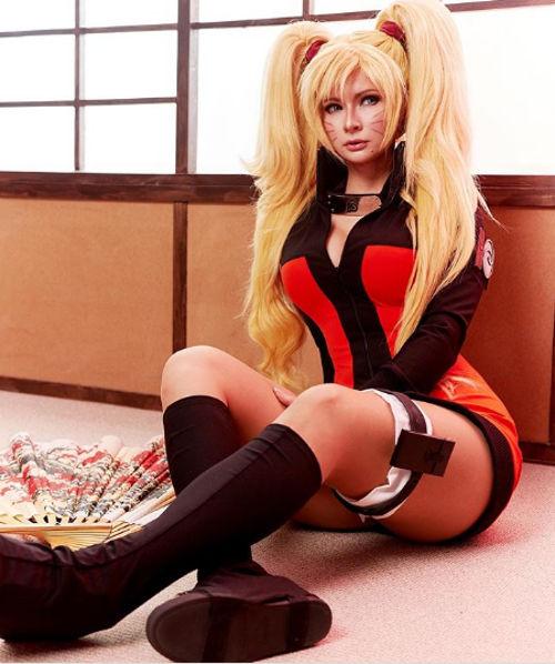 Naruto: El Jutsu Sexy consigue interesante cosplay