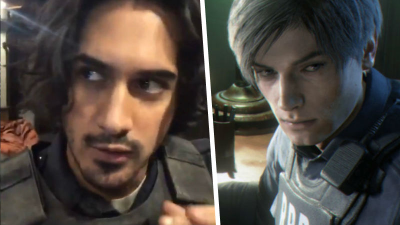 Resident Evil Revelan Primer Avance De Avan Jogia Como Leon S Kennedy Tierragamer