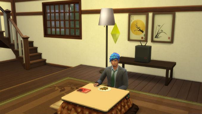 Sims 4 Escapada en la nieve Aislado