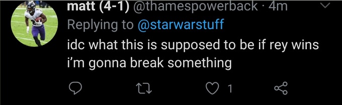 Opinión Star Wars por duelo entre Rey y Darth Vader