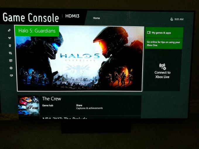 Xbox xcloud pantalla