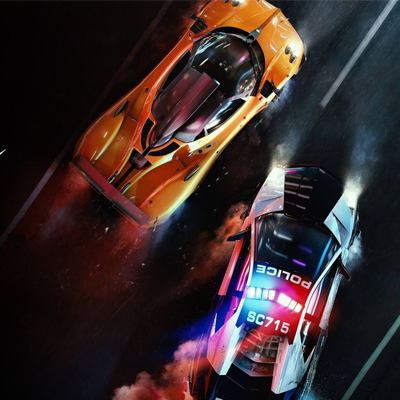 Need for Speed Hot Persuit Remastered