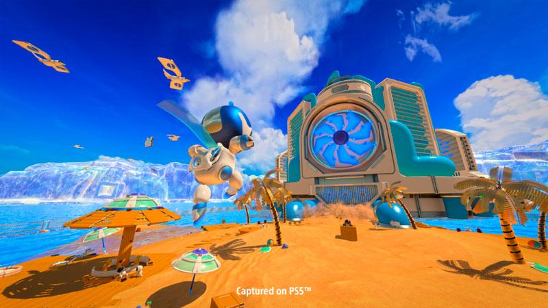 PlayStation 5 Astro's Playroom
